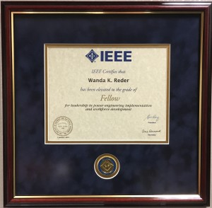 IEEE Fellow Certificate