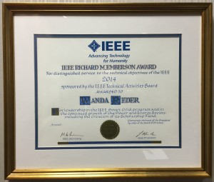 IEEE Richard Emberson Award